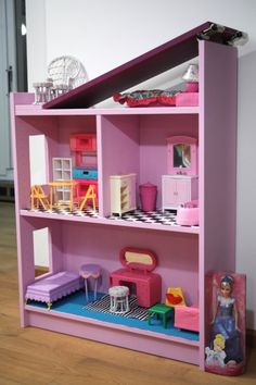 New Dolls House Bookcase