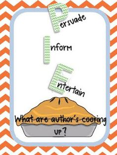 AWESOME mini unit on Author's Purpose :)