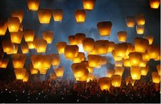 #tutorial on making flying lanterns, for people who are #crafty, and love the movie #tangled!