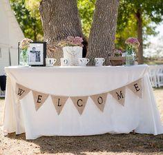 Ideas para dar la bienvenida a tus invitados #wedding #bodas