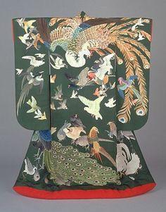 19th Century Japanese Kimono