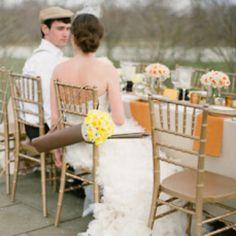 Hunger games wedding!