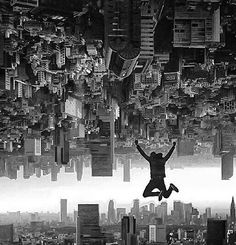 You've almost made it to the weekend...#OutlineTheSky #RepYourCity #WeOwnTheSky Photo: @roon, edit @mr007 + @stewyiscool