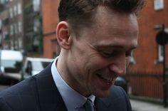 Tom Hiddleston at Jameson Empire Awards 2013