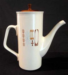 Atomic Coffee Pot - New Listing today