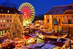 Best Four Day Christmas Delight - Leipzig, Dresden and Plauen, Frankfurt