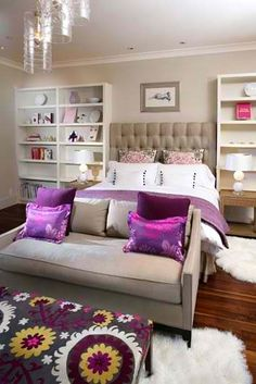 bedroom   #KBHome looks like the one in Mindy Project