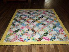 New Great grandbaby quilt