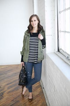 jillgg's good life (for less) | a style blog: my everyday style: spring layers!
