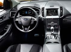 Redesigned 2015 Ford Edge SUV piles on the features Next-generation crossover promises improvements across the board
