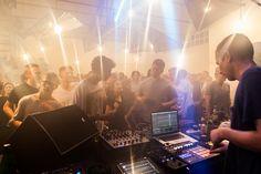 Gaswerk Weimar - Genius Loci Club 2014, Foto von Henry Sowinski, GLW 2014 ©