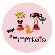 "Visual identity for a children's TV-serie ""Mimmikoto"". Yoga Teacher, Helsinki, Visual Identity, Finland, Illustrator, Family Guy, Tv, Children, Fictional Characters"