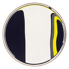 Roy Lichtenstein | Mirror