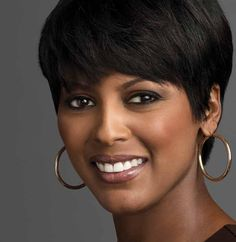 Tamron Hall, the smart, attractive, quick-witted anchor for MSNBC's popular #native Texan