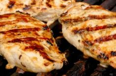 Petto di pollo in gratella