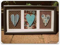 NorthShore Days.....: Heart Wall Art
