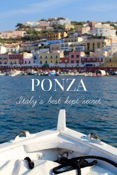 Travel Guide to Ponza... Italy's best kept secret! https://www.stoliva.com/single-post/2016/10/13/Ponza-Italys-best-kept-secret