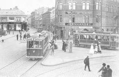 Triangeln 1917