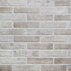 J85887_TribecaSandBrick_6*25, Fliesen für Kinder, Öffentliche Räume, Küche, Badezimmer, Optik: Ziegeloptik, PEI V, Glasiertes Feinsteinzeug, Wandfliesen, Rutschfestigkeit R11, Nicht rektifizierte Kante, Schattierung V4, V1