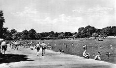 Hyde Park by Leonard Bentley, via Flickr