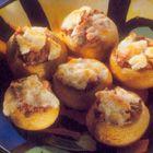 Een heerlijk recept: Gevulde champignons met ham en olijven