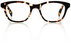 8ed50dca98 Tortoiseshell Maybeck Square Eyeglasses  4418935