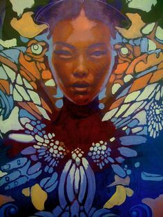 Joshua Mays is a self-taught painter, muralist and illustrator who currently resides in Oakland, California.