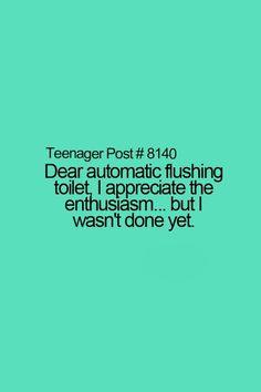 hahahaha! so true!
