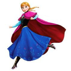 Transparent Princess Anna wallpaper probably with a kirtle in The Frozen Club