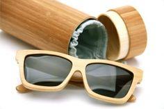#Bambus #Bambuu #Sonnenbrille, Classic Brown