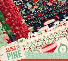 25th and Pine Collection by BasicGrey - Fat Quarter Shop