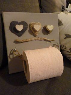 dérouleur à papier toilettes