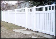 Fences > Semi Privacy