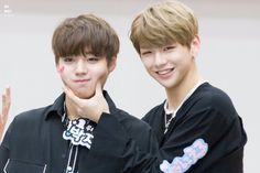 Kang Daniel Park Jihoon Wanna One