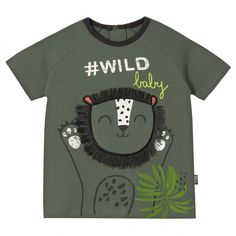 Ensemble t-shirt + sarouel Rafiki Baby Boy Outfits, Kids Outfits, Couleur Ecru, Baby Boy T Shirt, Baby Boy Clothing Sets, Toddler Humor, Pink Prom Dresses, Boys T Shirts, Kids Wear