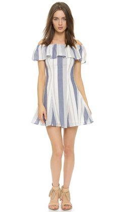 Capulet Spanish Mini Dress