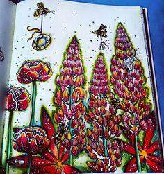 Instagram media waniiiie - done #sommarnatt #hannakarlzon #desenhoscolorir…
