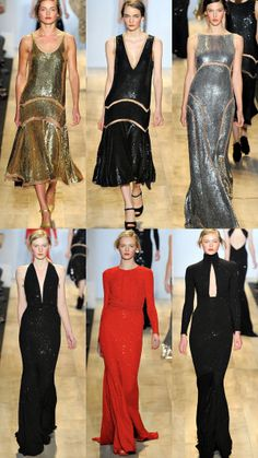 Top right, bottom right and left  http://www.tomandlorenzo.com/2012/02/michael-kors-fall-2012-collection.html