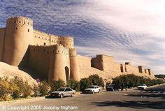 South Wall of Arg-e Bam, Iran