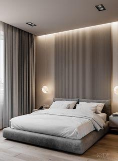 Modern Luxury Bedroom, Master Bedroom Interior, Luxury Bedroom Design, Modern Master Bedroom, Room Design Bedroom, Bedroom Furniture Design, Home Room Design, Minimalist Bedroom, Bedroom Layouts