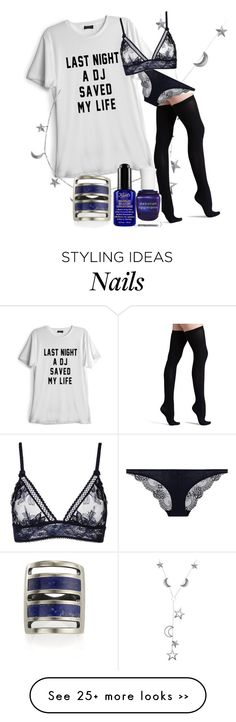 """Lazy Daze #24"" by nomi33 on Polyvore featuring London Road, Commando, STELLA McCARTNEY, Deborah Lippmann, Kiehl's and Pamela Love"