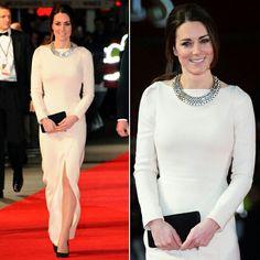 Zara luxury necklace as seen on kate Middleton 70€
