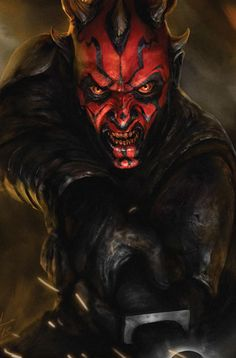 Getting cut in half by Obi-Wan Kenobi and being rejected by his former Sith master Darth Sidious isn't going to defeat Darth Maul. In fact, it only makes him mad enough to take on the galaxy--with an army of Mandalorians! After forming the Shado