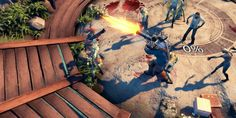 Preview Dead Island Epidemic - Title: Dead Island Epidemic Platform: PC Developer: Stunlock Studios Publisher: Deep Silver Planned Release: Not Yet Announced I have to admit that I was unsure what I was walking