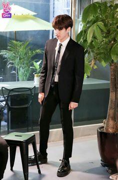 Jungkook in suit