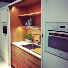 #keittiö kaapissa #finnishkitchen in a closet