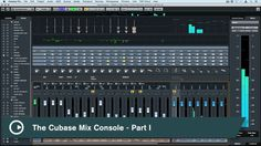 Cubase Quick Tips - The MixConsole #1