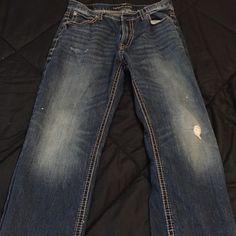 Like new Express jeans Like new Express jeans Express Jeans Straight Leg