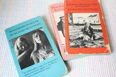 Richard Brautigan Book Set via Dusty Treasures