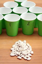 Kindergarten Counting & Numbers Activities: Counting Cups